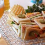 IPAにピッタリ!大人のアメリカンクラブハウスサンドイッチの作り方