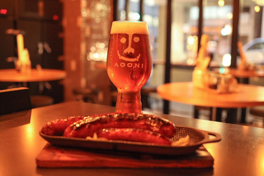 ヤッホーブルーイングの生ビールを最高に楽しめる『よなよなビアキッチン神田店』でフードペアリング!